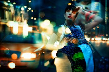 Chanel Twillight New York City