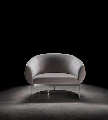 כורסא מעוגלת