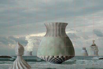 בטון ימי