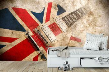 טפטים לחדרי נוער – גיטרה חשמלית
