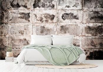 טפטים מיוחדים לחדר שינה – דמוי אבן