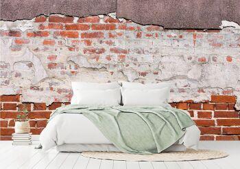 טפטים מיוחדים לחדר שינה – חיפוי דמוי אבן