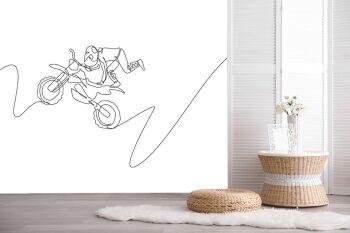 טפטים לחדרי נוער – ספורט אופני שטח