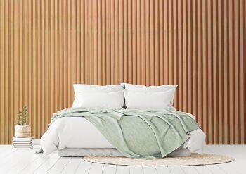טפטים לחדרי שינה – טפט פסים