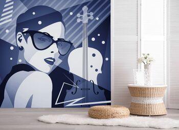 טפט אמנות לבית