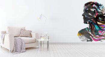 טפט אמנות ייחודי לבית