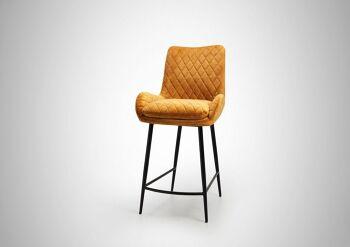 כסא בר דיקסון חרדל