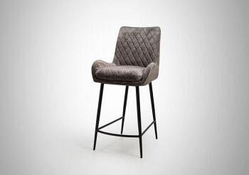 כסא בר דיקסון ירוק אפרפר