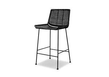 כסא בר ברייס שחור
