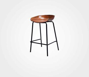 כסא בר Cherry – קאמל
