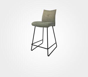 כסא בר Spider1 – אפור