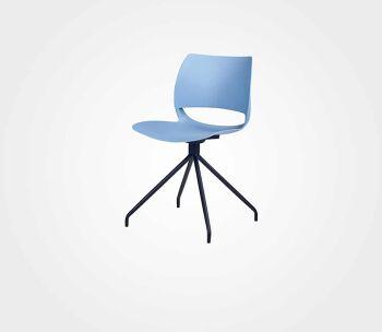 כסא Luigi Moretti – תכלת