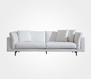 ספה תלת מקסי Godfather – קרם