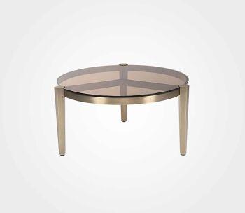שולחן סלון קטן Vinc