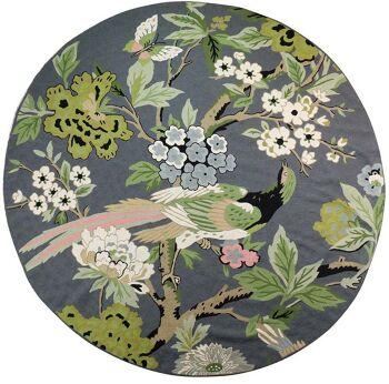 דגם 57 – שטיח צמר עגול וצבעוני לבית (העתק)