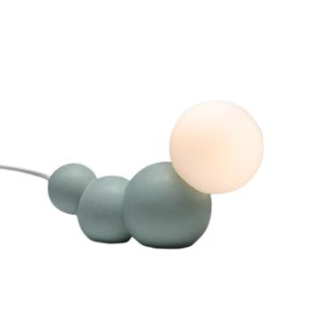 CATERPILLAR מנורת זחל בצבע ירוק