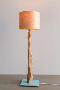 מנורת שולחן סוליד-במבוק
