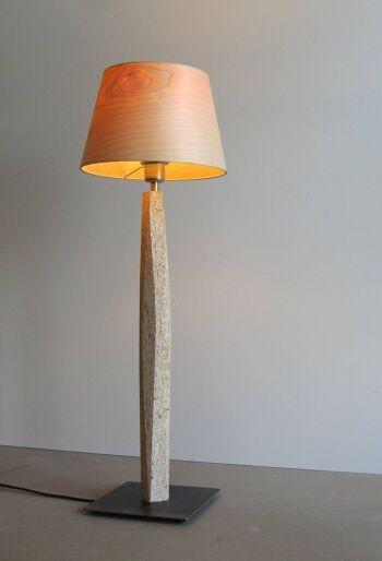 מנורת שולחן סטון 2