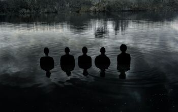 Five In a Pond