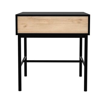שידת מיטה OAK BLACKBIRD BEDSIDE TABLE