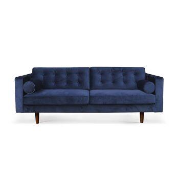 ספה N101 כחולה