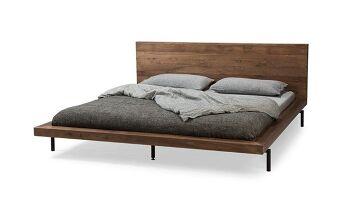 מיטת עץ טיק HP
