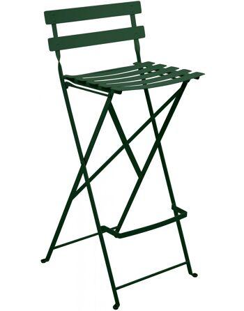 כסא בר לגינה Bistro ירוק