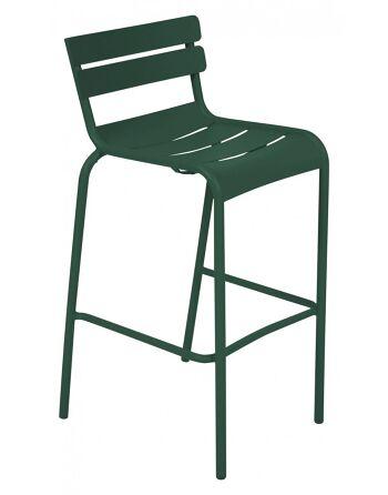 כסא בר לגינה Luxembourg ירוק