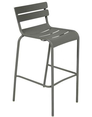 כסא בר לגינה Luxembourg אפור