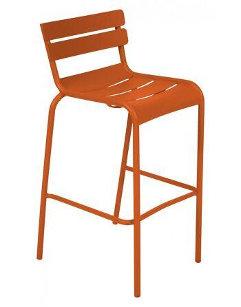 כסא בר לגינה Luxembourg כתום