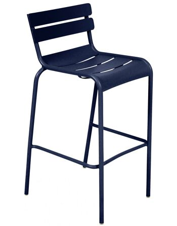 כסא בר לגינה Luxembourg כחול