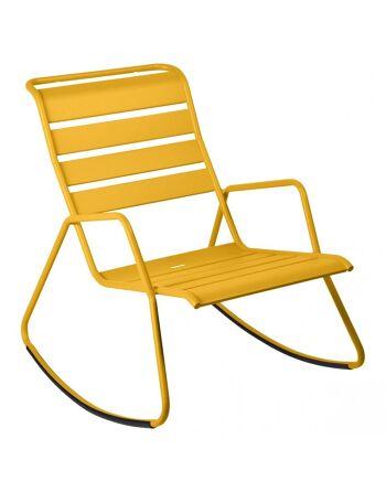 כסא נדנדה לגינה Luxembourg כתום