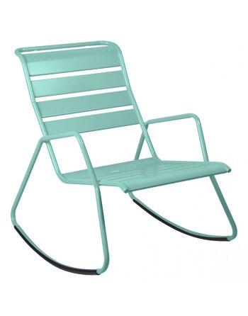 כסא נדנדה לגינה Luxembourg תכלת