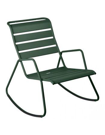 כסא נדנדה לגינה Luxembourg ירוק