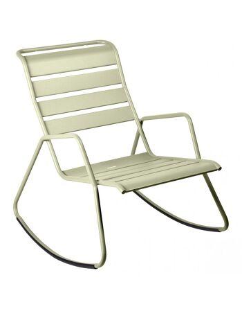 כסא נדנדה לגינה Luxembourg חאקי