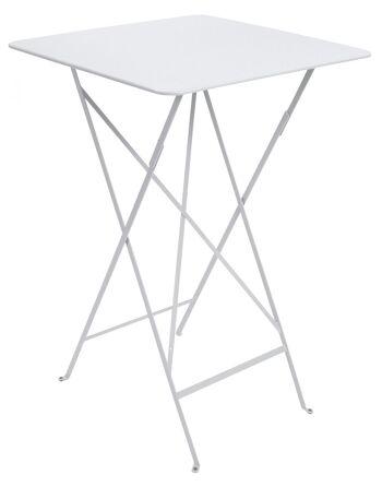 שולחן בר לגינה Bistro לבן