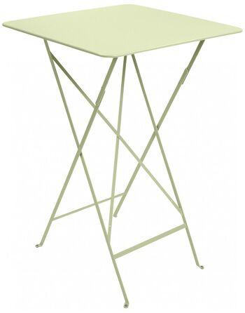 שולחן בר לגינה Bistro ירוק