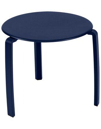 שולחן קפה לגינה Aliza כחול
