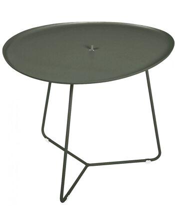 שולחן קפה לגינה Cocotte אפור