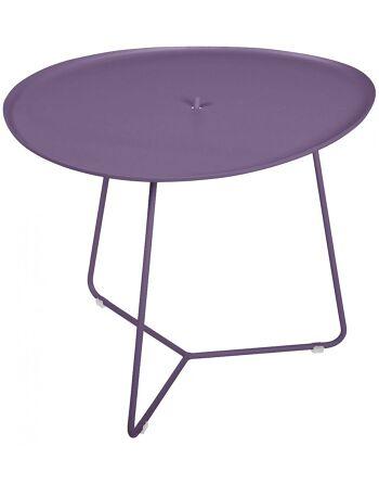 שולחן קפה לגינה Cocotte סגלגל