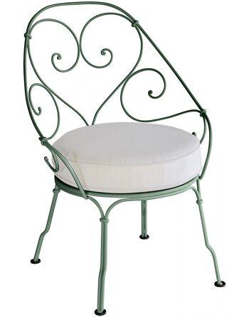 כסא לגינה 1900 ירוק