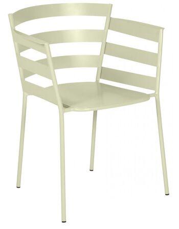 כסא אוכל לגינה Rythmic חאקי