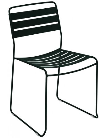כסא אוכל לגינה Surprising שחור