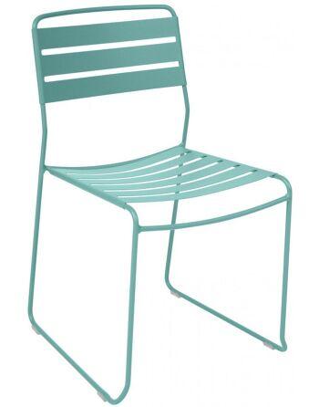 כסא אוכל לגינה Surprising תכלת
