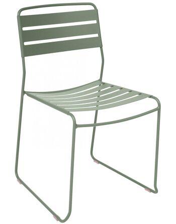 כסא אוכל לגינה Surprising חאקי