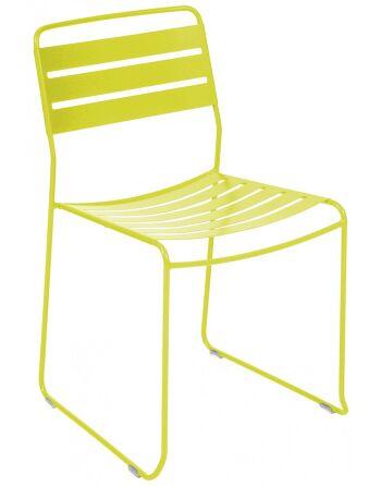 כסא אוכל לגינה Surprising צהוב
