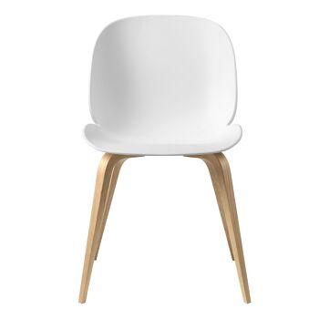 כסא פינת אוכל Beetle לבן