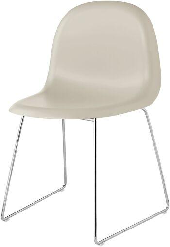 כסא פינת אוכל Rainy שמנת