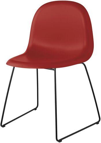 כסא פינת אוכל Rainy אדום