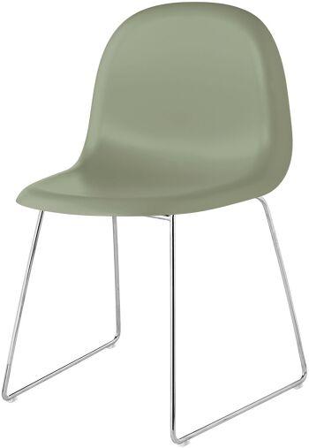 כסא פינת אוכל Rainy ירוק חאקי